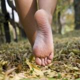 Blote voeten wandeling | Lunteren